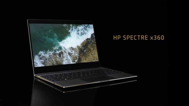 HP - Spectre x360 Video 3