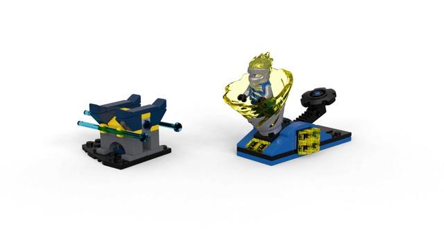 LEGO Ninjago - Spinjitzu Slam - Jay 70682 Video 3