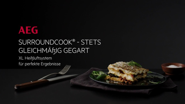 AEG - SurroundCook Video 10