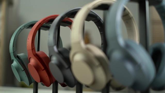 Sony - WH-H900N kabellose Kopfhörer (h.ear Serie) Video 3