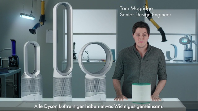 Dyson - Pure Hot+Cool Link Video 3
