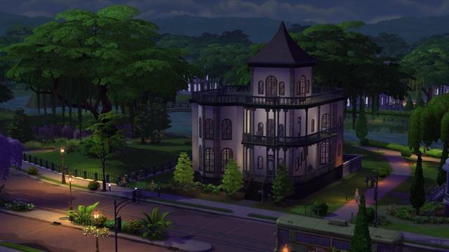 Die Sims 4 - Baumodus Video 3