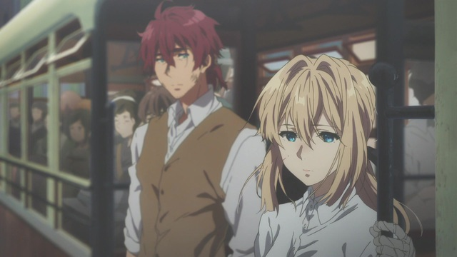 Violet Evergarden - Staffel 1 Video 3