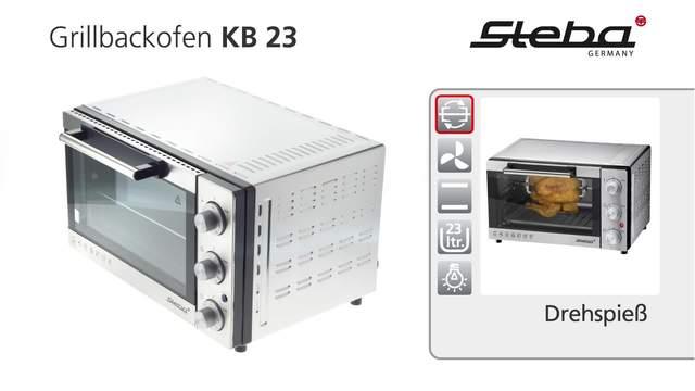 Steba - KB 23 Video 3