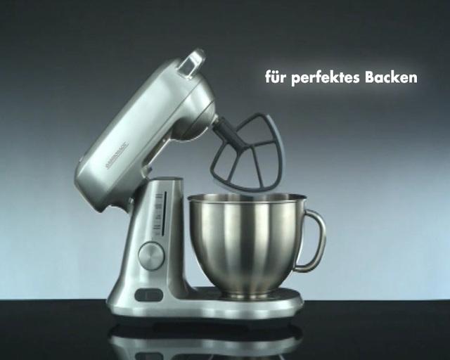 Gastroback - Design Küchenmaschine Advanced Pro (40979) Video 9