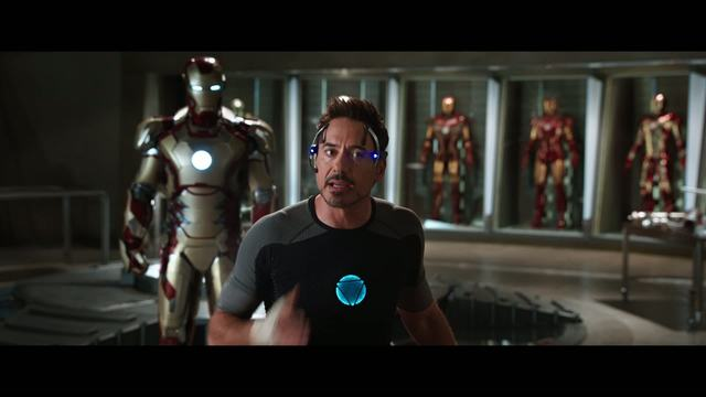 Iron Man 3 Video 4