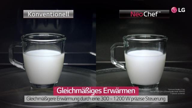 LG - NeoChef Mikrowellen Video 3
