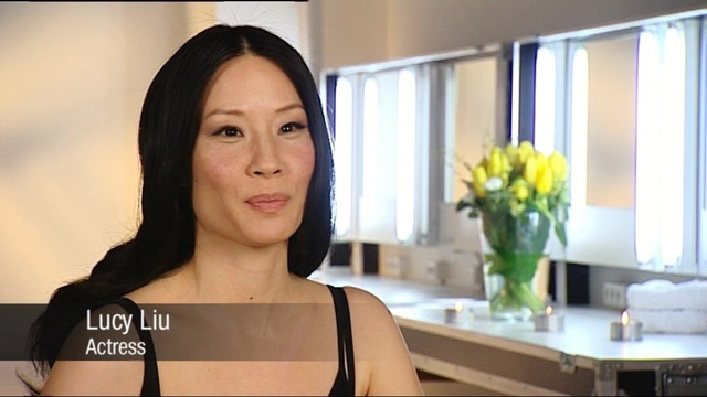 Braun - Satin Hair - Making of TV Commercial with Lucy Liu Video 11
