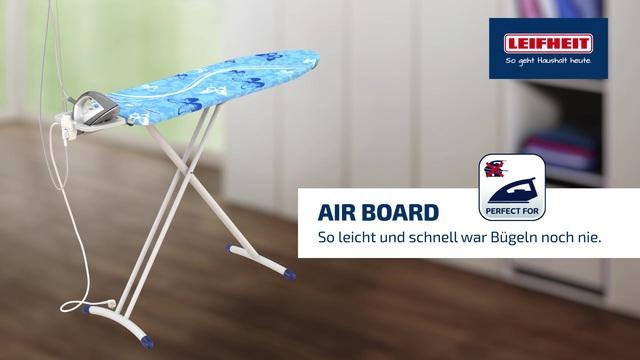 Leifheit - Bügeltisch Air Board  Video 2