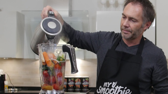 mySmoothie - Tomate-Lauch-Suppe mit dem HPE 4000 Video 6