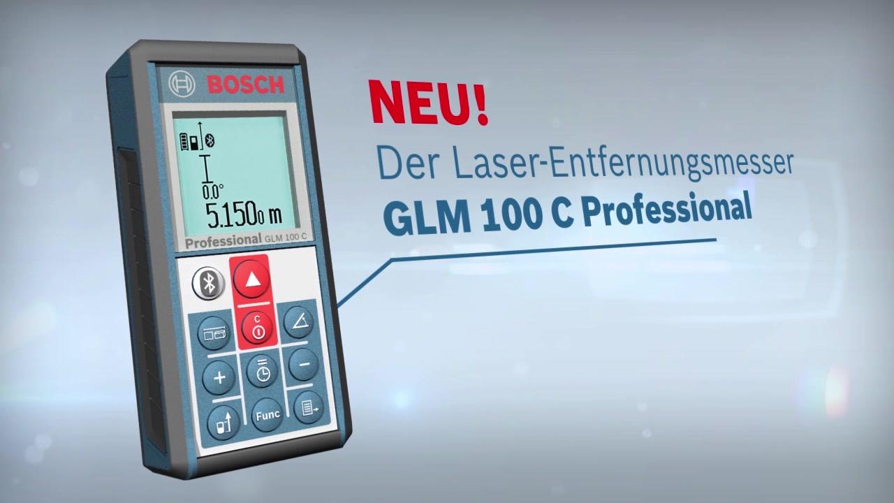 Iphone Entfernungsmesser Bedienungsanleitung : Glm c laser entfernungsmesser bosch professional