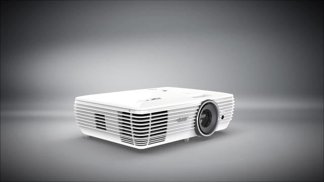 Acer - H7850 Beamer Video 3