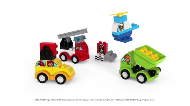 LEGO Duplo - Meine erste Autokreation 10886 Video 11