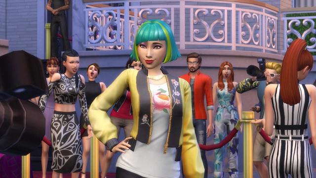 Die Sims 4: Werde berühmt Video 5