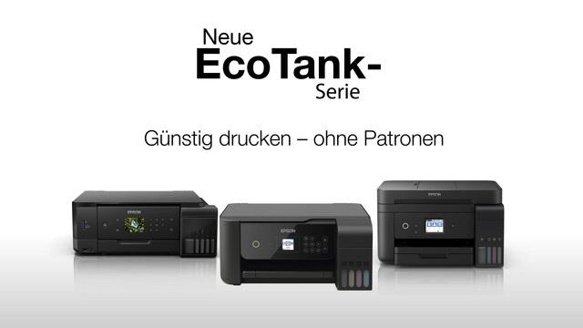 Epson - EcoTank Serie Video 3