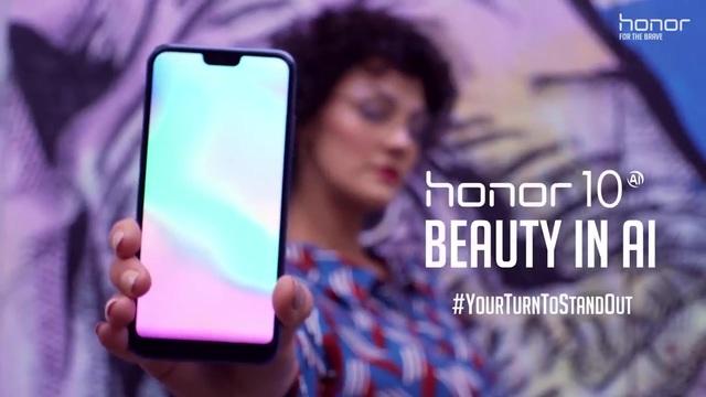 Honor - 10 Smartphone - Perfekter Schnappschuss Video 14