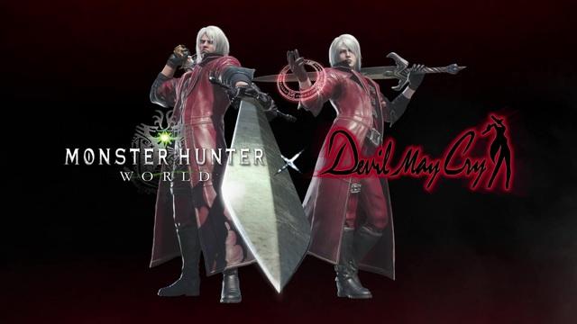 Monster Hunter: World - Devil May Cry Video 6