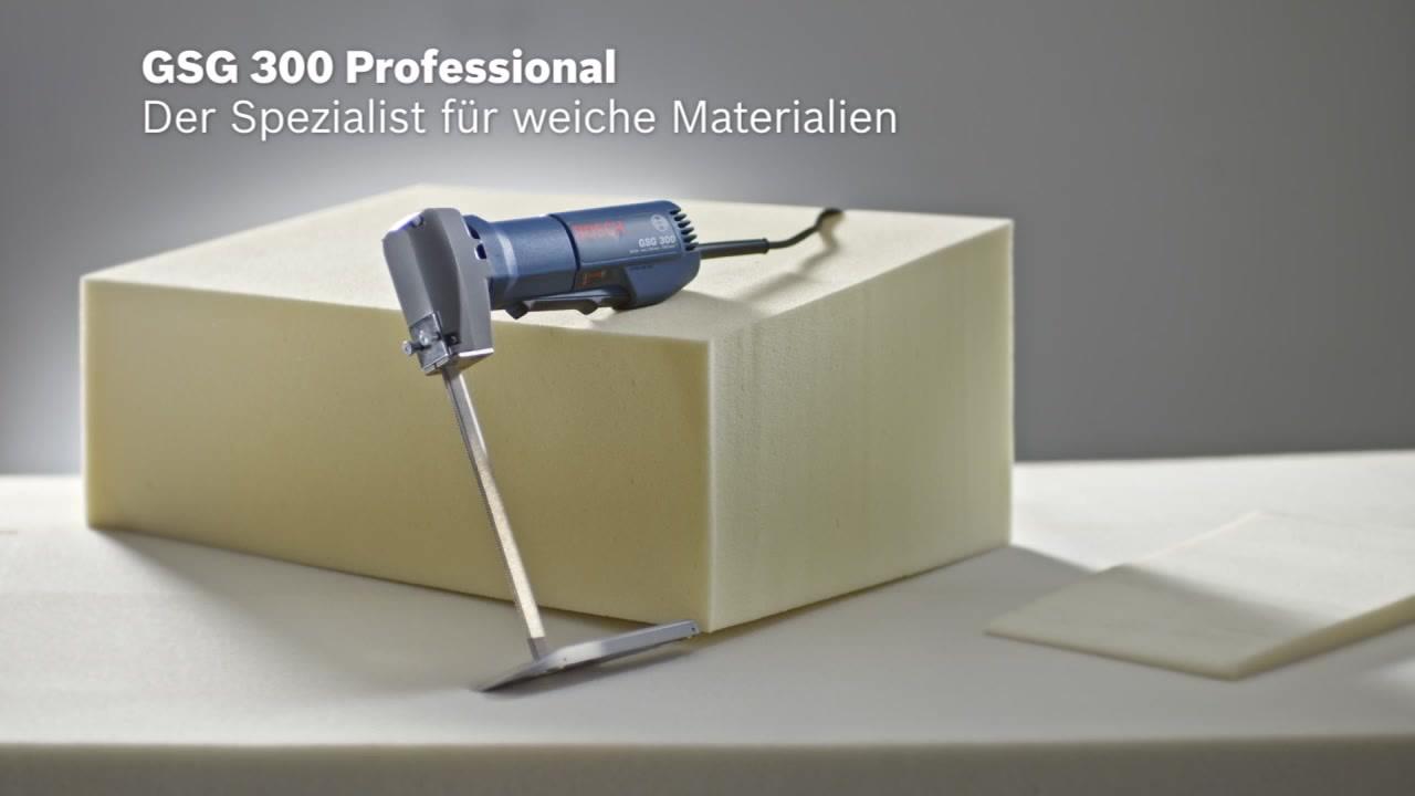 Laser Entfernungsmesser Saturn : Gsg 300 schaumstoffsäge bosch professional
