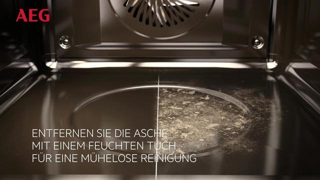 AEG - Pyrolysefunktion Video 17