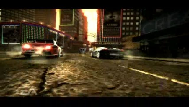 "Need for Speed ""Most wanted"" Video 7"