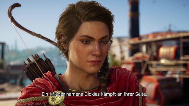 Assassin's Creed - Odyssey - Walkthrough Video 13